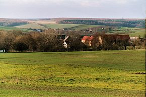 Schellbach (Gutenborn), view to Schellbach and Lonzig.jpg