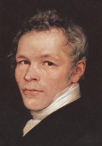 Karl Friedrich Schinkel - Schinkel in 1836