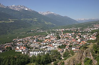 Schlanders Comune in Trentino-Alto Adige/Südtirol, Italy