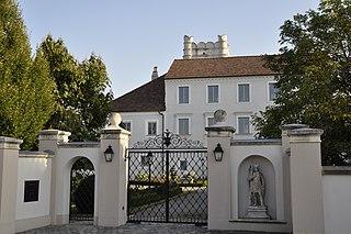 Schloss Seebarn am Wagram