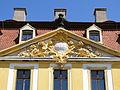 Schloss Seußlitz Detail Wappen.JPG
