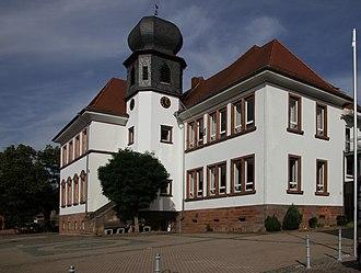 Schopp - School in Schopp