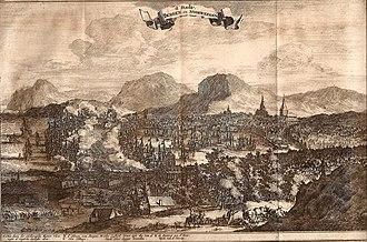 Battle of Vågen - Image: Schouten 1666