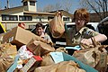 Scouts pick up food donations (8705379428).jpg