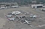 Sea-Tac Airport International Terminal (South Satellite) aerial view, 2016.jpg