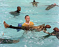 Second Battalion recruits take part in survival swimming training DM-SC-93-00369.jpg