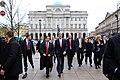 Secretary Kerry, Ambassador Mull Leave the Copernicus Statue In Warsaw (10688256106).jpg