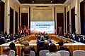 Secretary Kerry With Fellow Ministers at U.S.-ASEAN Meeting in Vientiane, Laos (28505826526).jpg