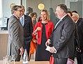 Secretary Pompeo Chats With Secretary Perry and E.U. Representative Mogherini (42650428394).jpg