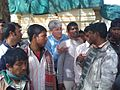 Secretary of State for International Development Andrew Mitchell speaking to Bangladeshi migrant workers. (5499005775).jpg