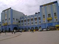 Secunderabad Railway Station outside