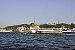 Sehit Temel Simsir ferry on the Bosphorus in Istanbul, Turkey 001.jpg