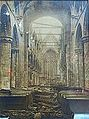 Selby Abbey after the fire of 1909.jpg