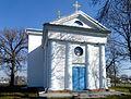 Selets Vol-Volynskyi Volynska-Holy Trinity church-west view.jpg