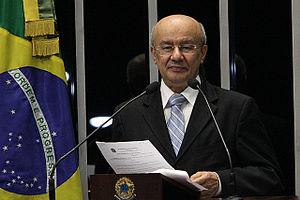 José Barroso Pimentel - Image: Senador José Pimentel faz pronunciamento