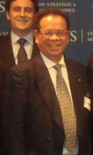 Francisco Tatad Filipino journalist and politician