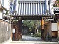 Senkouji Temple West Gate.jpg