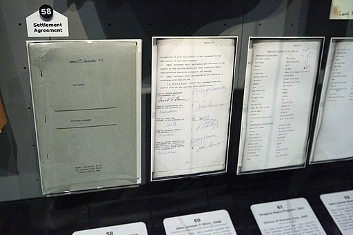 Separation Agreement - Rock and Roll Hall of Fame (2014-12-30 13.55.32 by Sam Howzit)