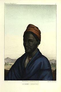 Serer-Ndut people