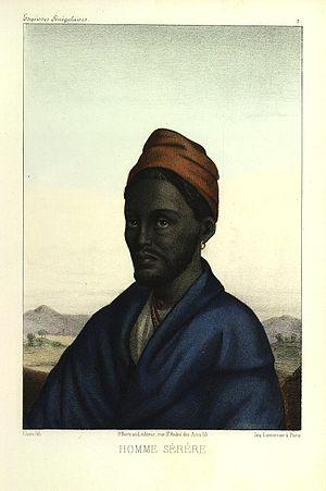 Serer people - Kings of Sine : Maad a Sinig Ama Joof Gnilane Faye Joof. Reign : c. 1825 - 1853.