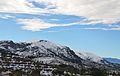 Serra d'Almudaina nevada (novembre 2013).JPG