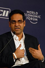 File shailesh rao managing director google india at the for K murali mohan rao director wikipedia