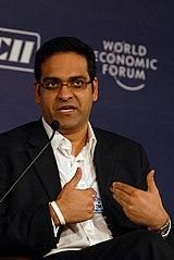 File shailesh rao managing director google india at the for K murali mohan rao director wikipedia