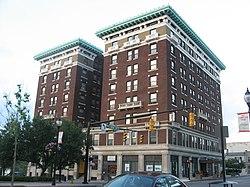 Shawnee Hotel In Springfield Jpg
