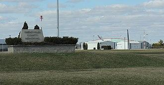 Sheboygan County Memorial Airport - Image: Sheboygan County Airport 2