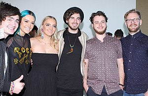 ARIA Music Awards of 2014 - Sheppard were nominated for seven categories and won one award for Best Group.