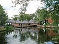 Shepshed Water Mill - millpond - geograph.org.uk - 81494.jpg