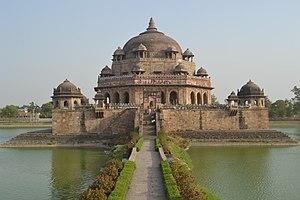 Tomb of Sher Shah Suri - Sher Shah Suri's Tomb at Sasaram.