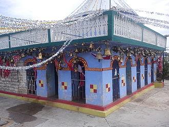 Didihat - Sherakot temple