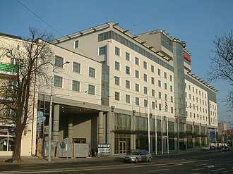 Starwood - Image: Sheraton Poznań RB1