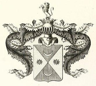 Jovan Šević - Šević family coat of arms
