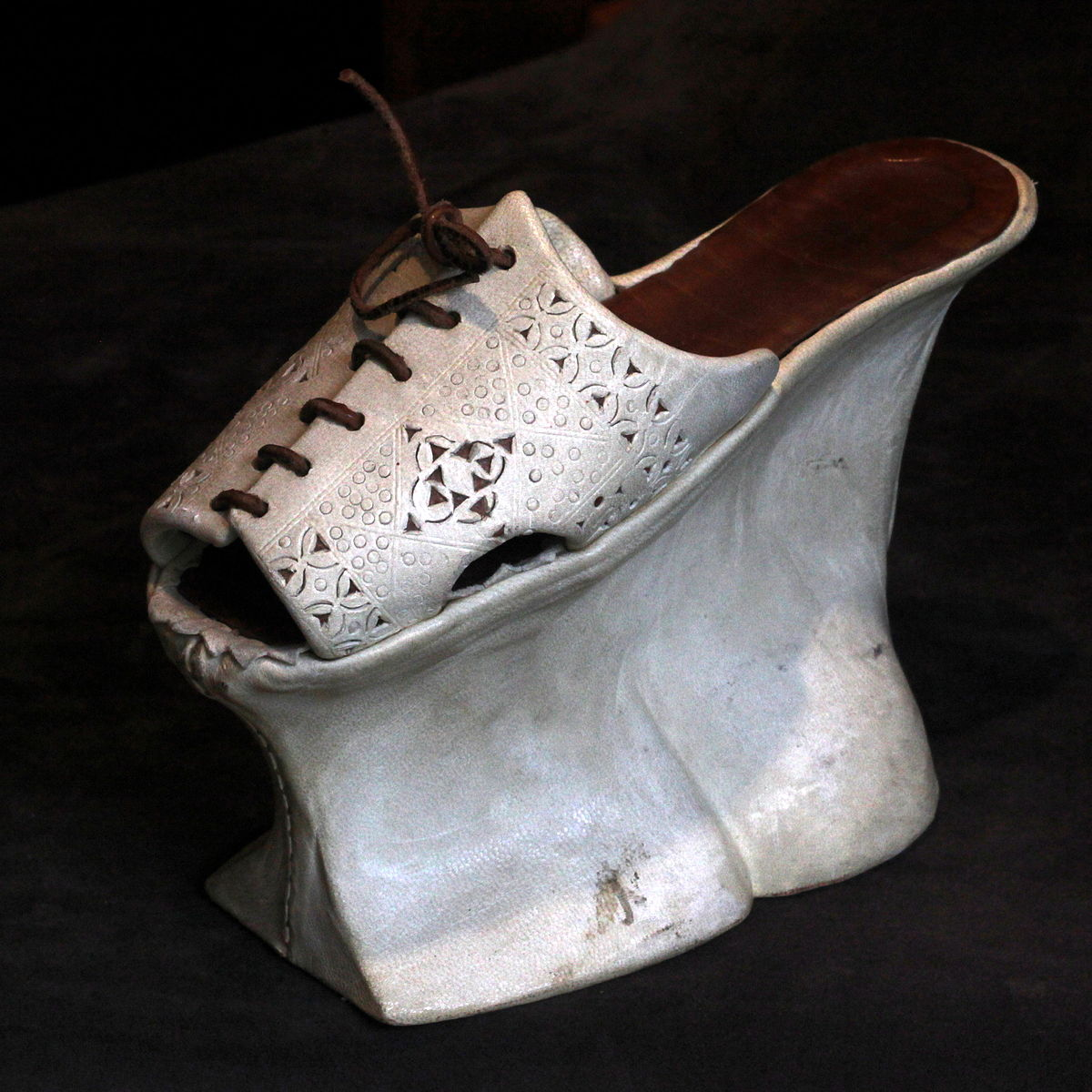 S Fashion Platform Shoes