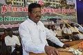 Shri E.G. Sugavanam, MP addressing at the Bharat Nirman Public Information Campaign, at Krishnagiri in Tamil Nadu on February 11, 2009.jpg