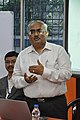 Shrikant Pathak Addressing - Inaugural Session - Professional Training Programme On Cyber Security - CDAC-NCSM - Kolkata 2017-12-12 6119.JPG