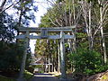 Shrine at Oyodo, Nara Prefecture, Japan - 2013-02-09 - 85880438.jpg