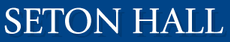 Seton Hall Universitys logo