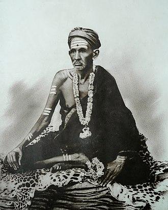 Siddharudha Swami - Image: Siddharudha swami