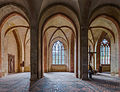 Side aisle, Basilica of Kloster Eberbach 20140903 1.jpg