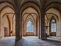 Side aisle, Basilica of Kloster Eberbach 20140903 1.jpg