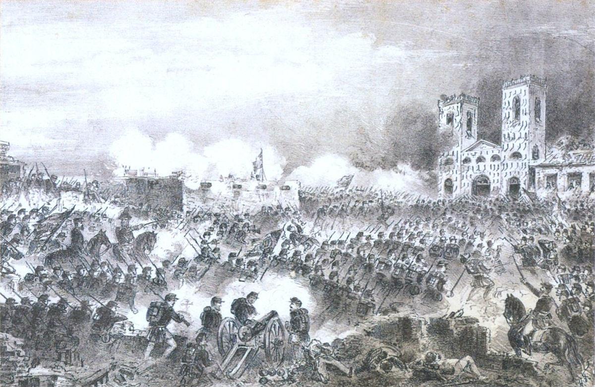 siege of paysand u00fa