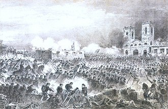 Siege of Paysandú - Image: Siege of Paysandu 06