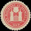 Siegelmarke Der Magistrat zu Schwedt-Oder W0345407.jpg