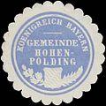 Siegelmarke Gemeinde Hohenpolding W0352286.jpg