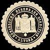 Siegelmarke Königliche Eisenbahn - Direction Altona W0229432.jpg
