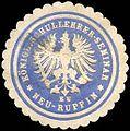 Siegelmarke Königliche Schullehrer - Seminar zu Neu - Ruppin W0219463.jpg