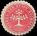 Siegelmarke Siegel der Stadt Bocholt W0311528.jpg